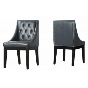 Tess Leather Dining Chair